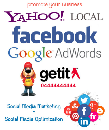 Online Advertisement & Social Media Marketing